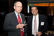 Leading corporations, CEO's, CFO's and Investor Relations Leaders are recogized an awards dinner on March 1, 2012.  Photographed by New York event photographer, Jeffrey Holmes Photography.