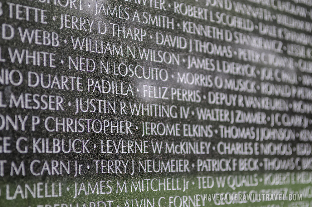 Vietnam War Memorial Have Camera Will Travel Photos