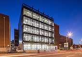 Rosalind Franklin Building, University of Wolverhampton by Berman Guedes Stretton