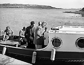 29/07/1960 Mountbatten Boating at Mullaghmore