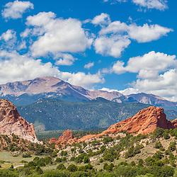 Sleeping beauties, Garden of the Gods, Colorado Springs, Colorado