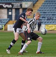 07-05-2013 Dundee v St Mirren under 20s