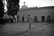 90% of Iraqi christians have fled the city of Mosul in Northern Iraq seeking refuge in monastaries north of the city in villages such as Al-Qosh. Christians and churche buildings have been targeted by Islamic insurgents in recent weeks resulting in the killing of 10 Iraqi christians and the murder of the bishop of Mosul. Many christians have vowed never to return to Mosul and some are seekig refuge with friends and families in towns and cities neighbouring Mosul or in religious building such as monastaries and churches in the region.