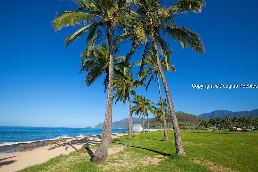 Maili Beach Park, Leeward Coast, Oahu, Hawaii