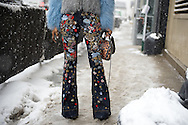 Embroidered Jeans, Outside Nicholas K