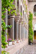 Baroque style; Cathedral of Santo Domingo; Cusco; Cusco Cathedral; Peru; UNESCO World Heritage Site