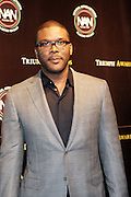 New York, NY-October 19: Actor/Producer Tyler Perry(Honoree) at the 2nd Annual National Action Network's Triumph Awards in the Arts, Entertainment & Sports held at Jazz at Lincoln Center on October 19, 2011 in New York City. Photo Credit: Terrence Jennings