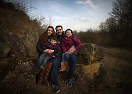 Natasha & Ben Family Shoot