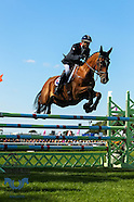 Burghley Horse Trials 2015 Day 4 Show Jumping