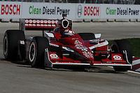 Scott Dixon, Detroit Indy Grand Prix, Bell Isle, Detroit, MI  USA  8/31/08