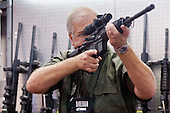 National Rifle Association Convention in Phoenix