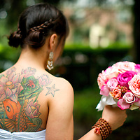Maia and BJ's Wedding