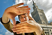 22.09.2006 Warszawa Stefan Laudyn zalozyciel i dyrektor Warszawski Festiwal Filmowy.Fot Piotr Gesicki Stefan Laudyn founder and director of Warsaw Film Festival photo Piotr Gesicki