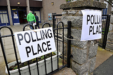 SEPT 18 2014 Polling Stations Scottish Referendum