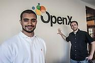 Executives of OpenX.