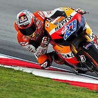 2011 MotoGP World Championship, Round 17, Sepang, Malaysia, 23 October 2011, Casey Stoner