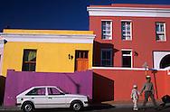 Malais Quarter .Cape Town.South Africa.