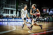 basketbal, Apollo tegen Aris Leeuwarden