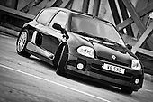V6 Renault Clio