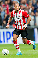 EINDHOVEN - PSV - FC Groningen , Voetbal , Seizoen 2015/2016 , Eredivisie , Philips stadion , 16-08-2015 , PSV speler Jeffrey Bruma