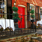 &quot;At Court Square&quot;<br /> <br /> The lovely Inn at Court Square in Charlottesville VA during summertime!!<br /> <br /> Architecture: Structures and buildings by Rachel Cohen