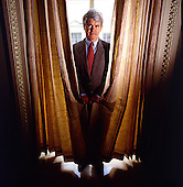 Portraits of Newt Gingrich - LA TImes Mag. 1991