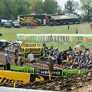 2008 AMA Bikes-Round 10-Delmont PA