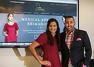 Shaan Sethi and Dr. Neela Sethi Young