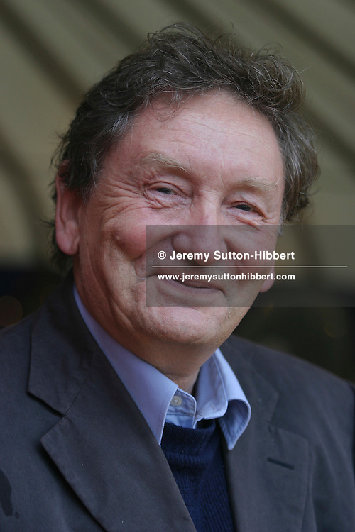 Michael Holroyd, biographer..(4 pictures, non-exclusive)