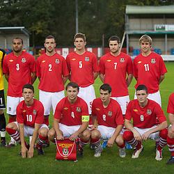 100914 Wales U23 v England U23