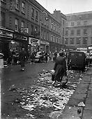 1958 - 03/02 Dublin Corporation Workers Strike