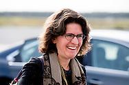 KATWIJK Gabriella Sancisi nieuwe particulier secretaris koningin Maxima COPYRIGHT ROBIN UTRECHT