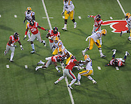 Ole Miss vs. LSU at Vaught-Hemingway Stadium in Oxford, Miss. on Saturday, October 19, 2013. (AP Photo/Oxford Eagle, Bruce Newman)