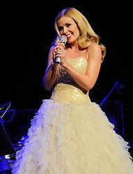 Katherine Jenkins 'Home Sweet Home' Tour at Royal Festival Hall, London on 17  February 2015