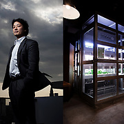 YUKIHIRO MARU / Agricultural Entrepreneur for WIRED Japan