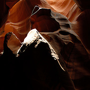 Antelope Canyon just outside of Page, AZ