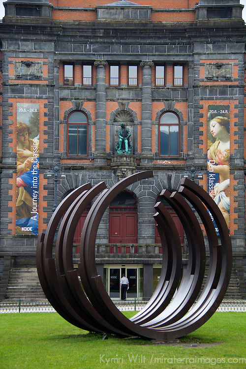 Europe, Norway, Bergen. West Norway Museum of Decorative Art and Sculpture.