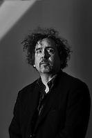 Photo Call per il Leone d'oro alla carriera..nella foto:Tim Burton..foto di Stefano Meluni