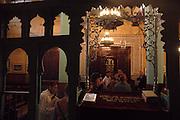 Morocco, Fes, Ibn Danan Synagogue