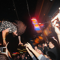 Trash Talk Performing at Club Dada<br />