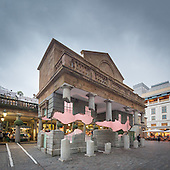 Take my Lightning but Don't Steal my Thunder, Alex Chinneck, Covent Garden