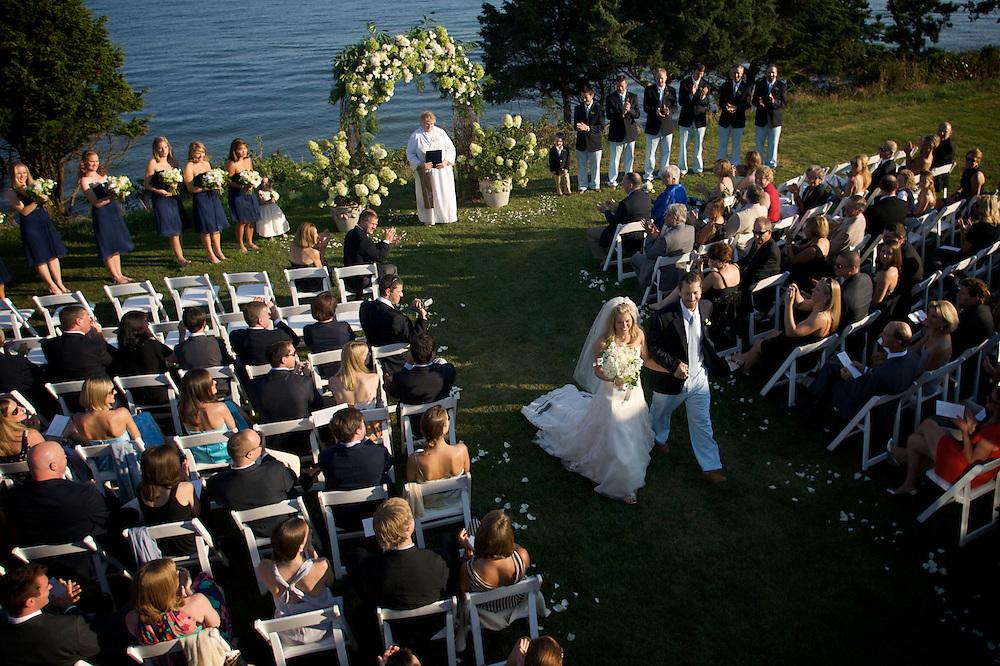 9.12.2009 - Gastrock-Yaremchuk wedding - Wianno Club, Osterville, Cape Cod, Mass.