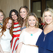 Sarah Jane Morris, Amy Davidson, Dawn McCoy, Beverly Mitchell, Ali Fedotowsky