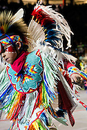 Gathering of Nations Pow Wow, Junior Boys Grass Dance, Albuquerque, New Mexico
