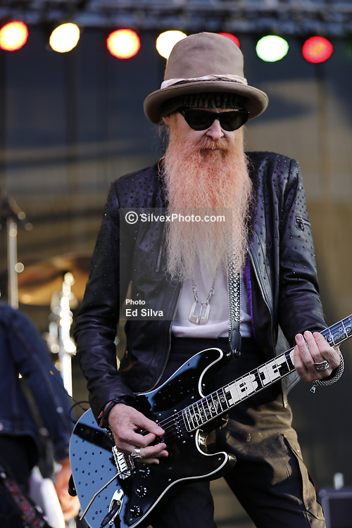 LONG BEACH, CA - APRIL 8  Kings of Chaos rocked the 2017 Toyota Grand Prix of Long Beach with a super star line up. Chester Bennington of Linkin Park, Billy Idol, Billy Gibbons of ZZ Top, founder Matt Sorum on drums, Robert and Dean DeLeo of Stone Temple Pilots on bass and guitar, respectively, and Billy Duffy of The Cult on guitar. 2017 April 7.  Byline, credit, TV usage, web usage or linkback must read SILVEXPHOTO.COM. Failure to byline correctly will incur double the agreed fee. Tel: +1 714 504 6870.