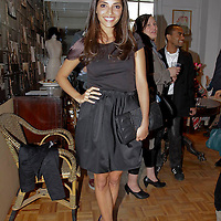 """Amanda Setton.attends the opening of """"Lady"""" by Douglas Friedman at the Ruffian Gallery on April 23, 2009 in New York City."""