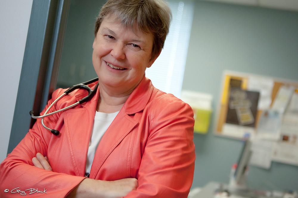 Family Medicince Physician Dr. Ruth Wilson