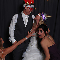 Angie & Justin Wedding Photo Booth
