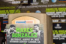 Abner Mares vs Jhonny Gonzalez