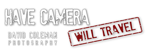 Have Camera Will Travel Logo